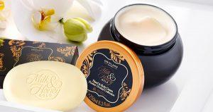 Oriflame Milk&Honey tuotteet hemmottelevat ihoa!